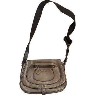 Cacharel Leather Crossbody Bag