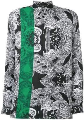 Versace Barocco Instante shirt