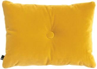 Design Within Reach Dot Pillow in Velvet Fabric