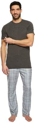 Kenneth Cole Reaction Poly Sleep Set Men's Pajama Sets