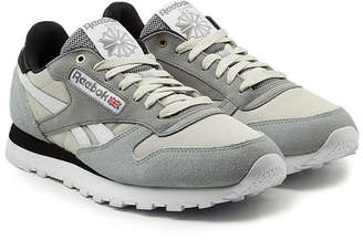 b14341be7d7 Reebok Grey Leather Shoes For Men - ShopStyle Canada