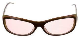 Paul Smith Narrow Gradient Sunglasses