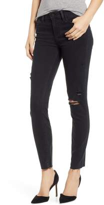 Paige Transcend - Verdugo Ankle Skinny Jeans