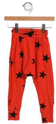 Nununu Boys' Star Print Pants