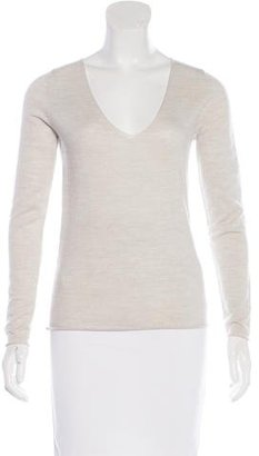 Zadig & Voltaire Wool Embellished Sweater $80 thestylecure.com