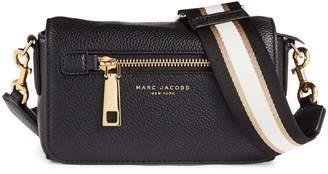 Marc Jacobs Flap Leather Crossbody Bag