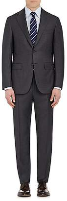Canali Men's Capri Wool Two-Button Suit