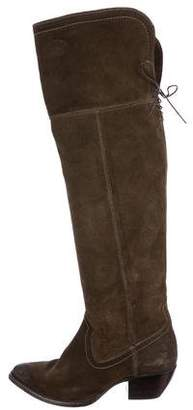 Frye Sacha Over-The-Knee Boots