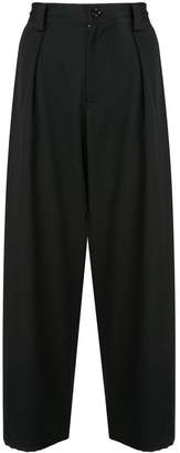 Y's tapered peg trousers