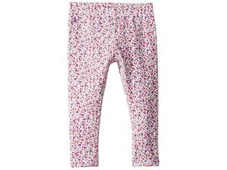Polo Ralph Lauren Floral Jersey Leggings (Toddler)