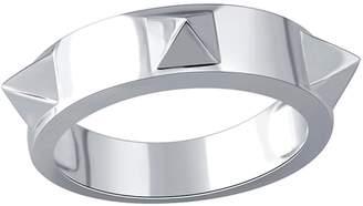 Artisan 18K White Gold Spike Ring