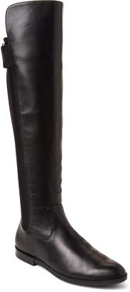 Calvin Klein Black Priya Knee-High Boots