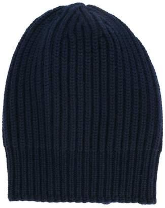 Jil Sander ribbed knit beanie