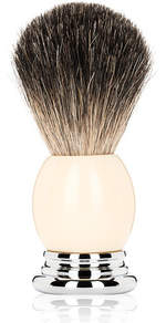 Olivina MEN Shave Brush - Ivory Resin
