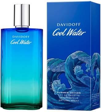 Davidoff Cool Water Summer Edition Men's Cologne - Eau de Toilette
