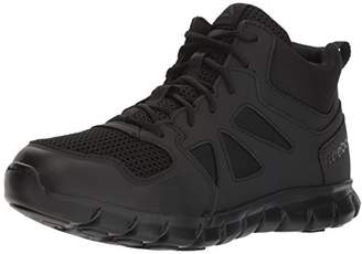 Reebok Men's Sublite Cushion Tactical RB8405 Military Boot