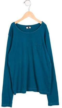 Little Marc Jacobs Girls' Long Sleeve Top