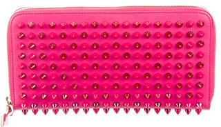 Christian Louboutin  Christian Louboutin Panettone Spiked Wallet