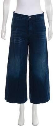 Baldwin Harper High-Rise Distressed Jeans