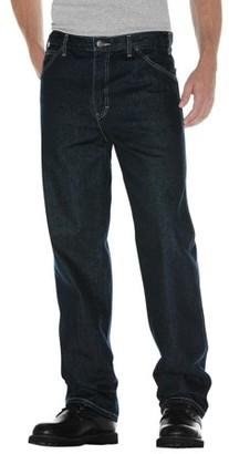 Dickies Men's Relaxed Straight Fit 5-Pocket Denim Jean