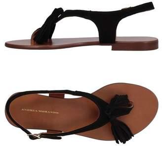 Andrea Morando Toe post sandal