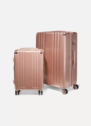 CalPak Ambeur Hardshell Suitcase Set - Pink