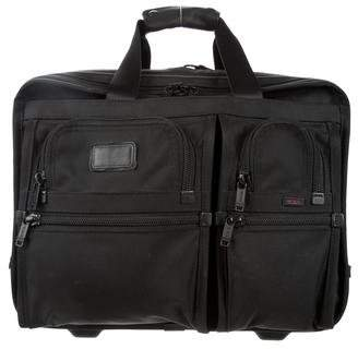 Tumi Nylon Rolling Carry-On