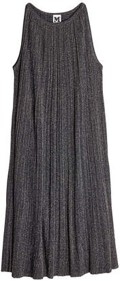 M Missoni Halter Dress with Metallic Thread