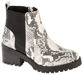 Scoop Ryan Chelsea Lug Boot Women's