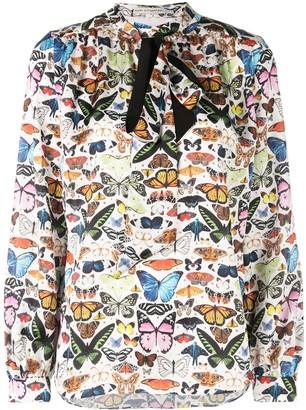 Mary Katrantzou Federika blouse