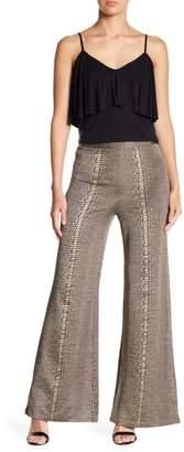 Tart Ori Gold Snake Patterned Pants