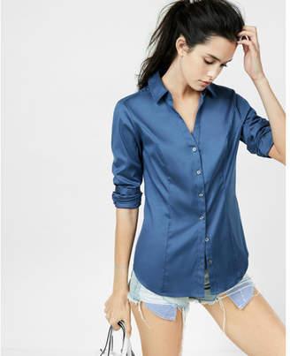 Express original long sleeve essential shirt