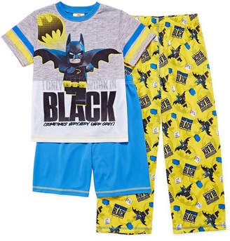 Lego LICENSED PROPERTIES 3-pc. Pajama Set Boys