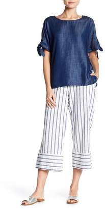 Foxcroft Nautical Striped Pants