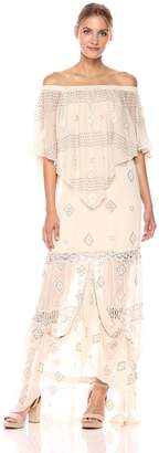 Haute Hippie Women's Mary Maxi Dress