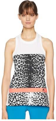 adidas by Stella McCartney Essentials Leopard Tank CZ3850 Women's Clothing