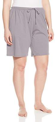 Jockey Women's Plus Size Cotton Boxer