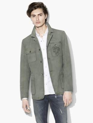 John Varvatos Dragon Workwear Jacket