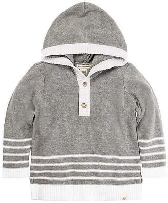 Burt's Bees Baby Hooded Organic Cotton Sweater
