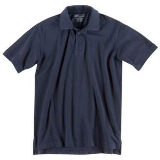 5.11 Tactical Short Sleeve Professional Polo Shirt, Dark Navy