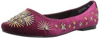 Naughty Monkey Women's Labonge Ballet Flat