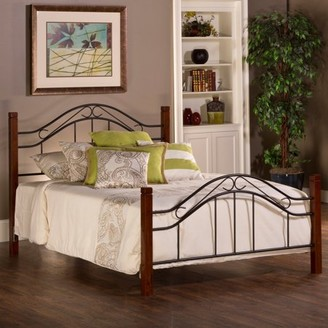 Hillsdale Furniture Matson Queen Bed with Bedframe