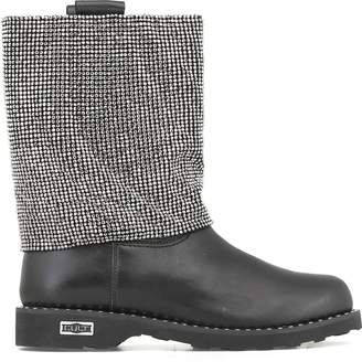 Cult Leather Boot