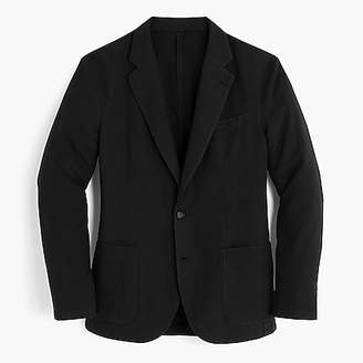 J.Crew Unstructured Slim-fit Ludlow blazer in garment-dyed cotton-linen