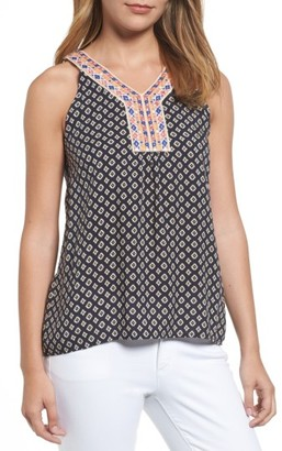 Women's Thml Embroidered Halter Style Top $79 thestylecure.com
