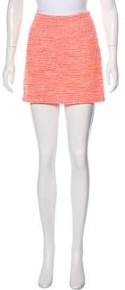 Madewell Knit Mini Skirt