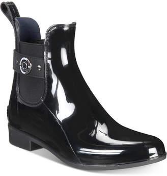 Nautica Women Windsail Rain Booties Women Shoes
