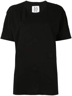 Zoe Karssen loose-fit T-shirt
