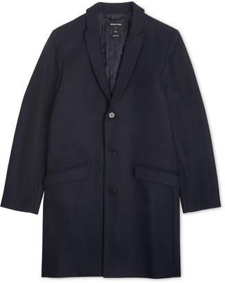 Whistles Peaked Lapel Overcoat