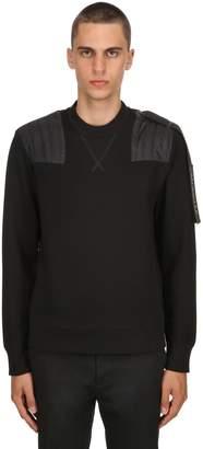 Green Cotton 5 Moncler Craig Sweatshirt
